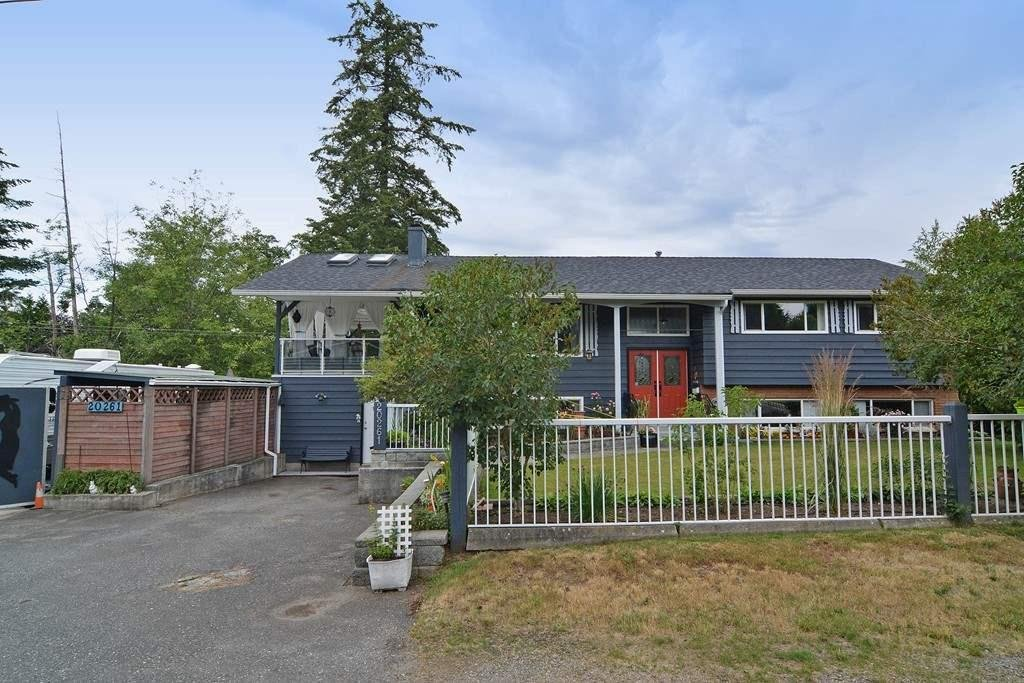 R2101946 - 20261 48 AVENUE, Langley City, Langley, BC - House/Single Family