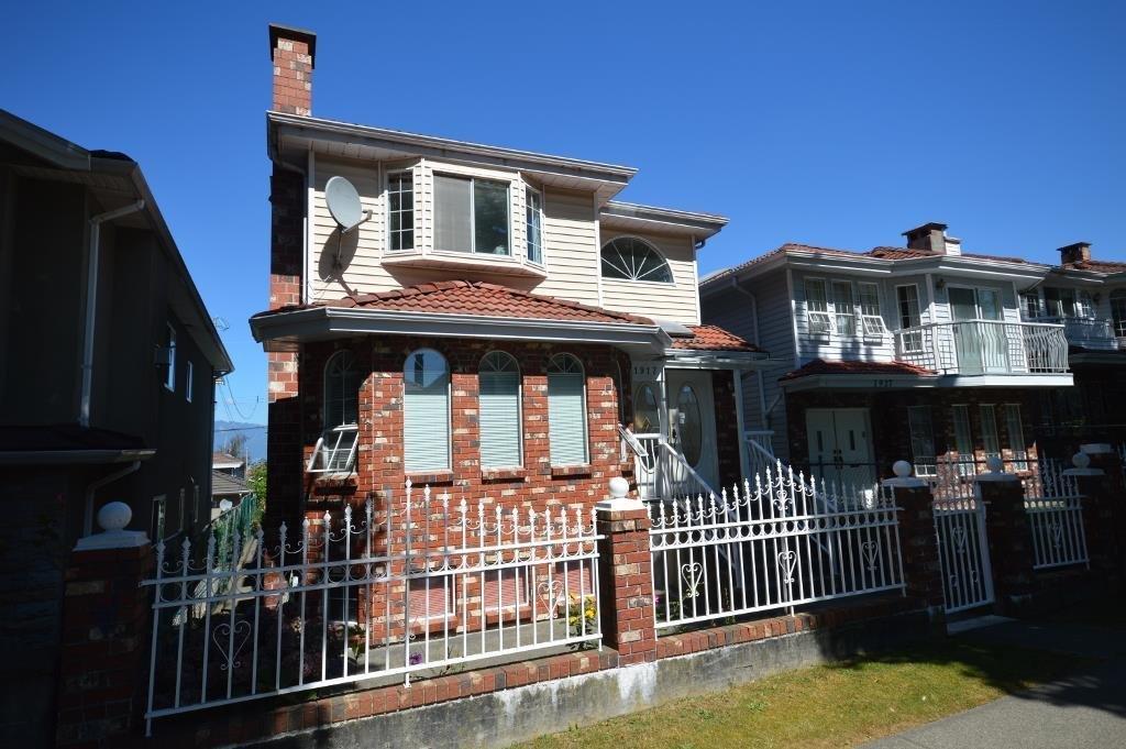 R2101950 - 1917 E 35TH AVENUE, Victoria VE, Vancouver, BC - House/Single Family