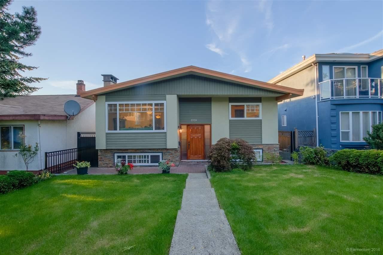 R2102044 - 2539 E 19TH AVENUE, Renfrew Heights, Vancouver, BC - House/Single Family
