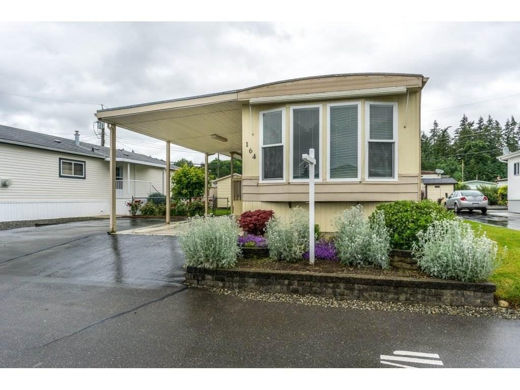 R2102095 - 164 27111 0 AVENUE, Otter District, Langley, BC - Manufactured