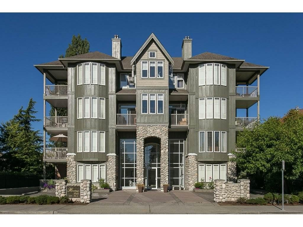 R2102149 - 206 5475 201 STREET, Langley City, Langley, BC - Apartment Unit