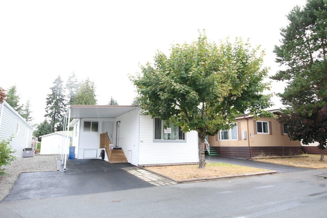 R2102415 - 141 3665 244 STREET, Otter District, Langley, BC - Manufactured