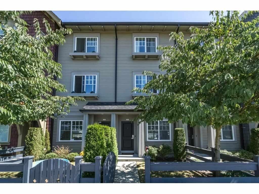R2102435 - 58 6450 187 STREET, Cloverdale BC, Surrey, BC - Townhouse