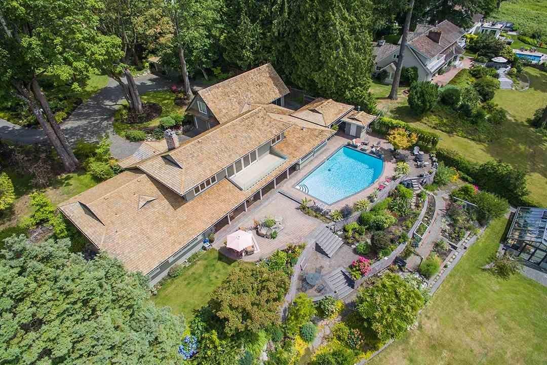 R2102507 - 13848 56 AVENUE, Panorama Ridge, Surrey, BC - House with Acreage