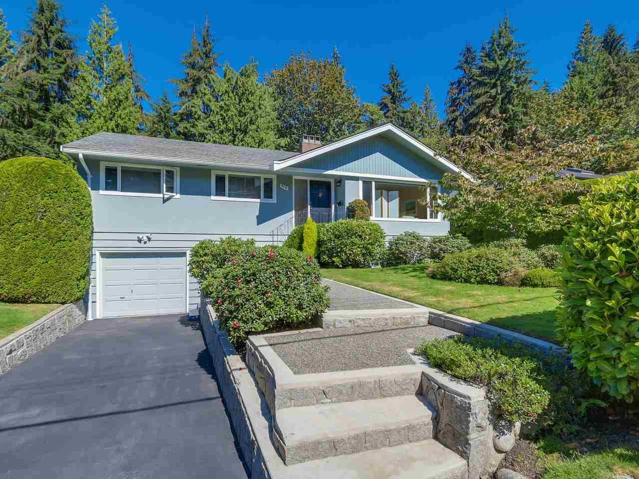 R2102517 - 974 BELVEDERE DRIVE, Canyon Heights NV, North Vancouver, BC - House/Single Family