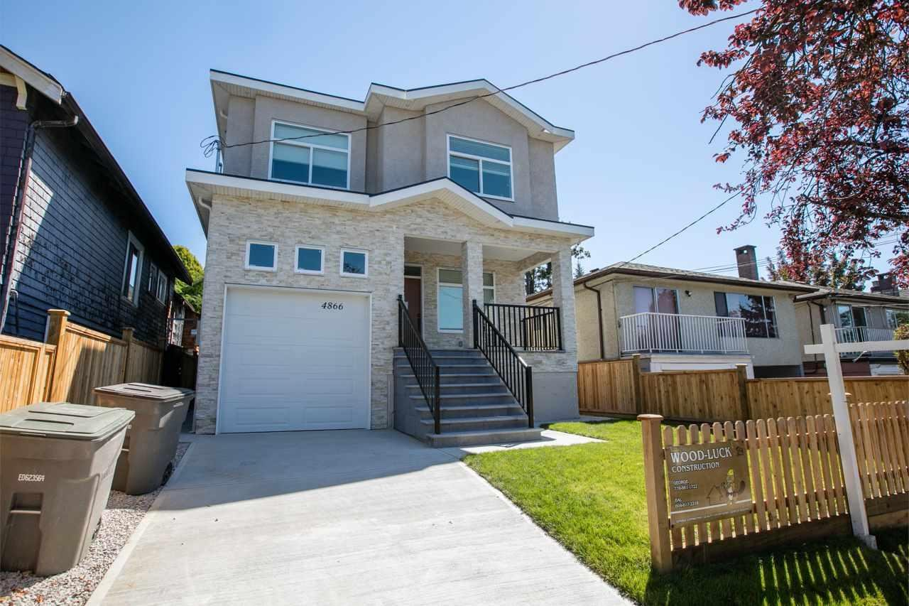 R2102634 - 4866 MOSS STREET, Renfrew Heights, Vancouver, BC - House/Single Family