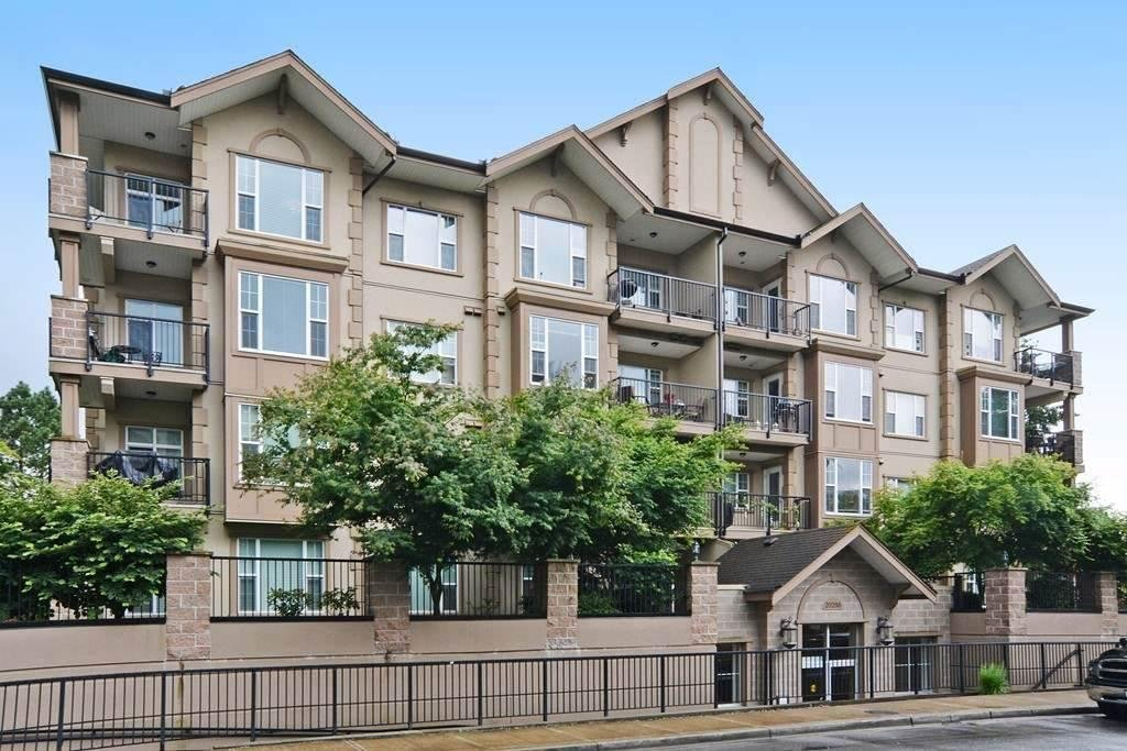 R2102686 - 307 20286 53A AVENUE, Langley City, Langley, BC - Apartment Unit