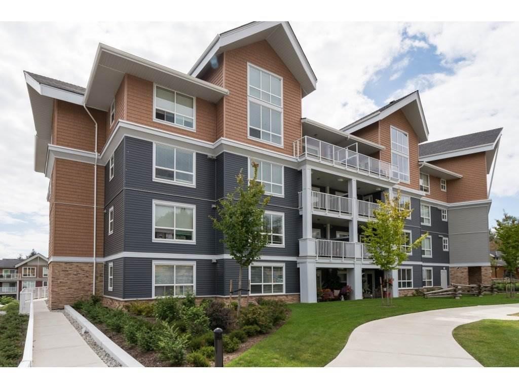 R2102853 - 219 6480 194 STREET, Clayton, Surrey, BC - Apartment Unit
