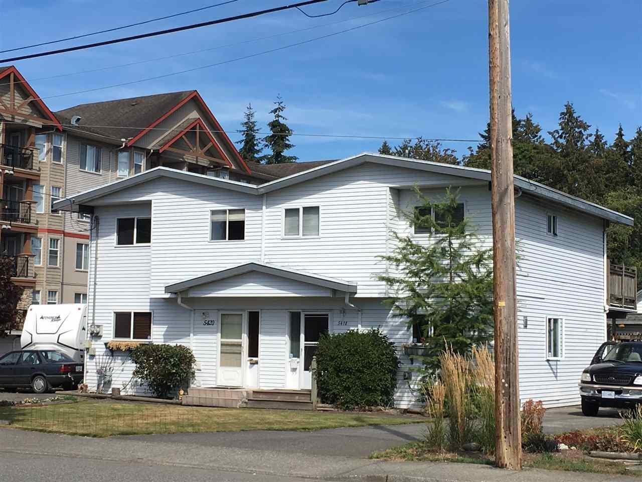 R2102868 - 5418 198 STREET, Langley City, Langley, BC - 1/2 Duplex