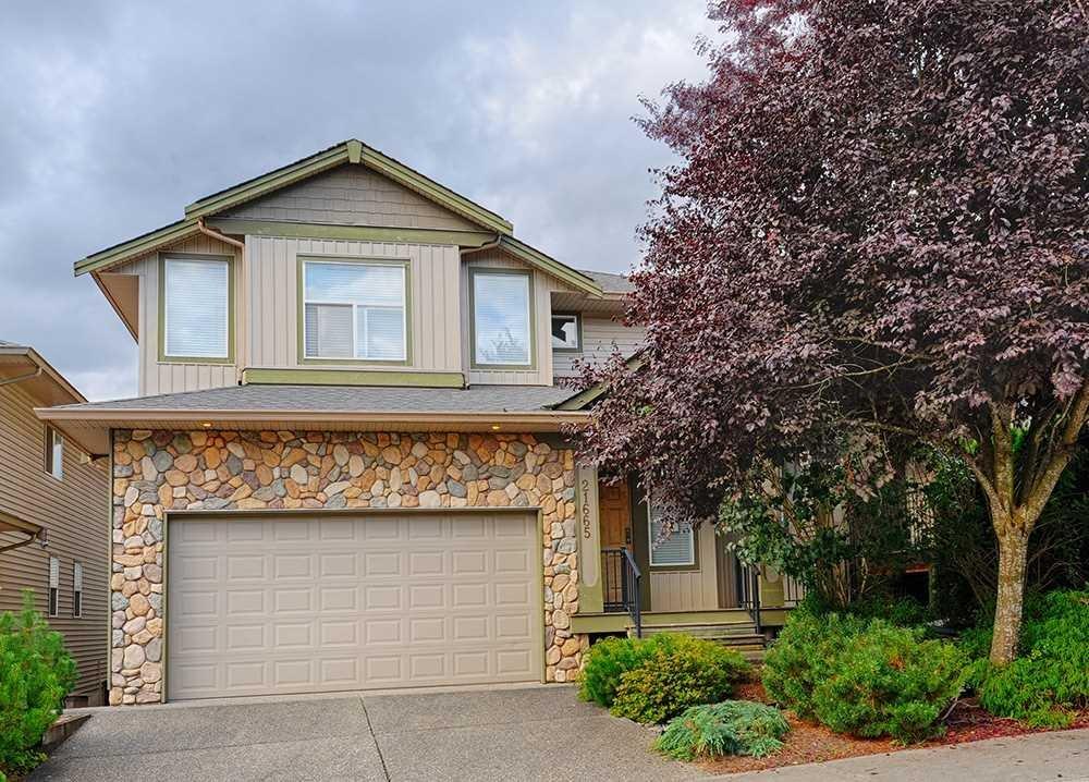 R2103015 - 21665 89A AVENUE, Walnut Grove, Langley, BC - House/Single Family