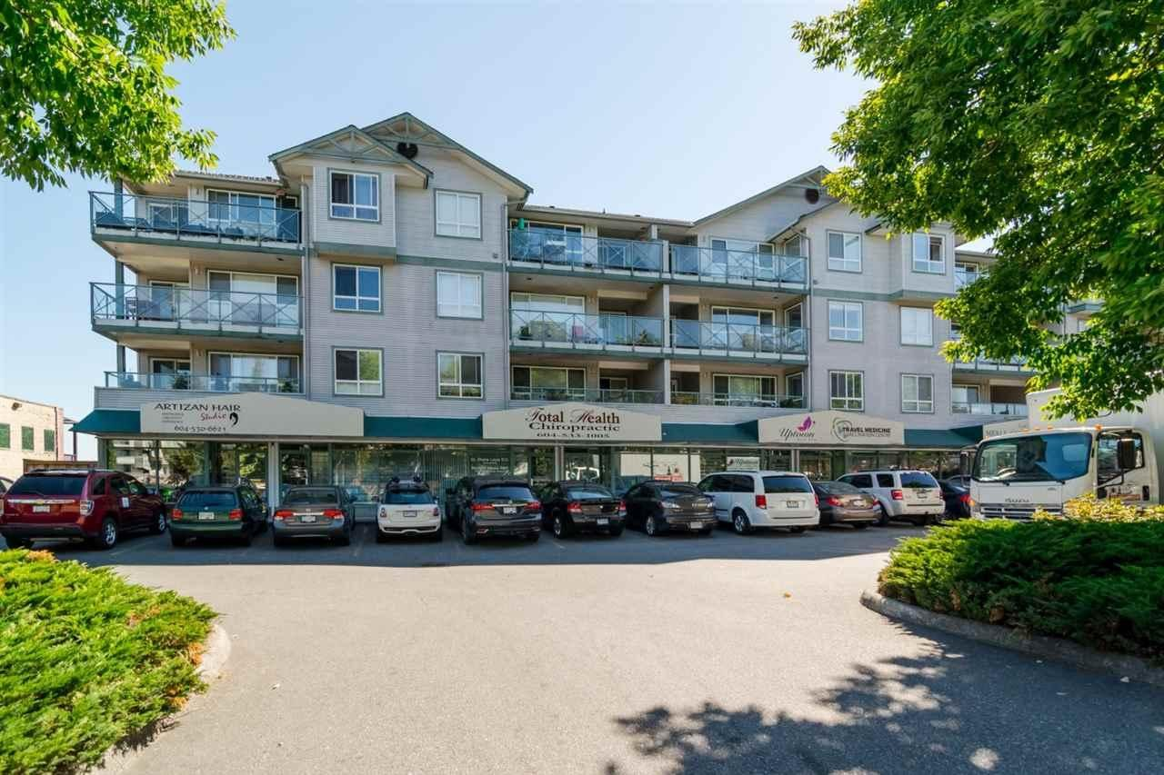 R2103069 - 305 6390 196 STREET, Willoughby Heights, Langley, BC - Apartment Unit
