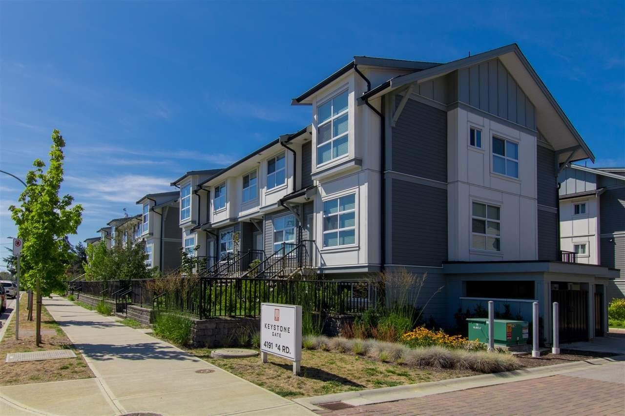 R2103088 - 12 4191 NO 4 ROAD, West Cambie, Richmond, BC - Townhouse