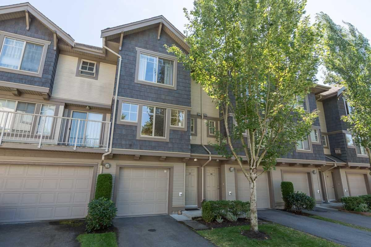 R2103099 - 27 20761 DUNCAN WAY, Langley City, Langley, BC - Townhouse