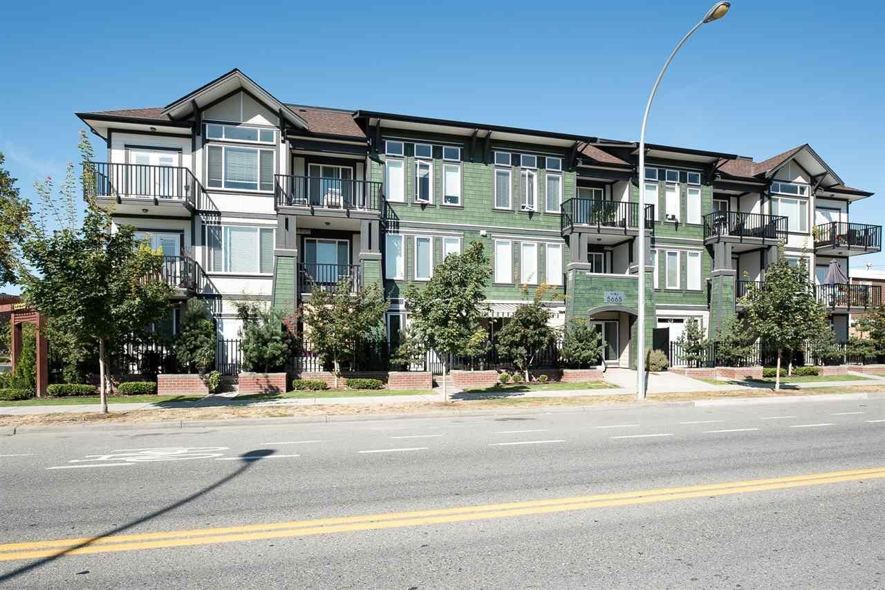R2103220 - 107 5665 177B STREET, Cloverdale BC, Surrey, BC - Apartment Unit