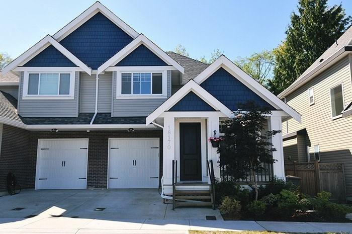 R2103288 - 18170 70 AVENUE, Cloverdale BC, Surrey, BC - 1/2 Duplex