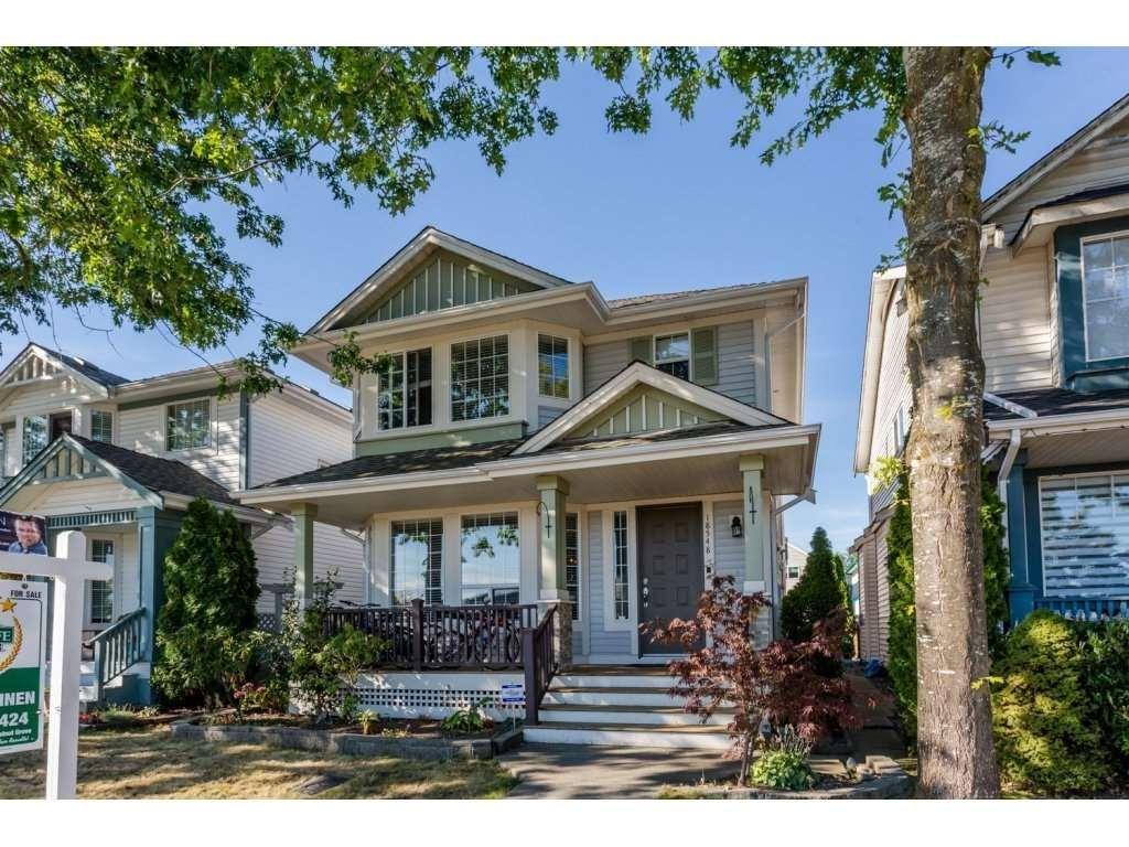 R2103392 - 18548 65 AVENUE, Cloverdale BC, Surrey, BC - House/Single Family
