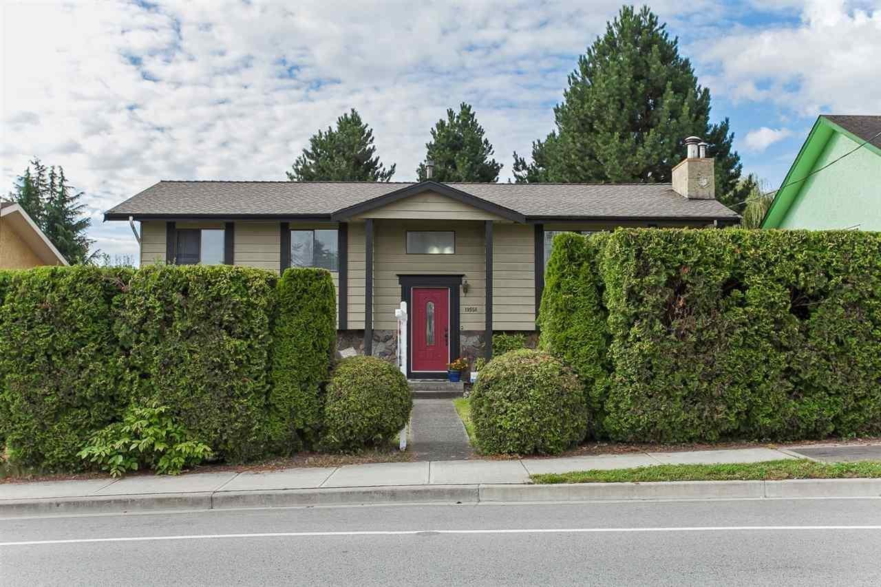 R2103393 - 19558 64 AVENUE, Clayton, Surrey, BC - House/Single Family