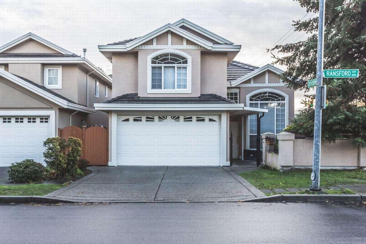 R2103484 - 10888 RANSFORD GATE, Steveston North, Richmond, BC - House/Single Family