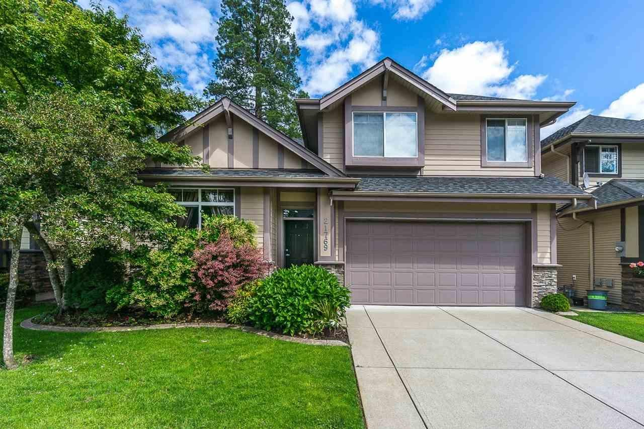R2103589 - 21769 95B AVENUE, Walnut Grove, Langley, BC - House/Single Family