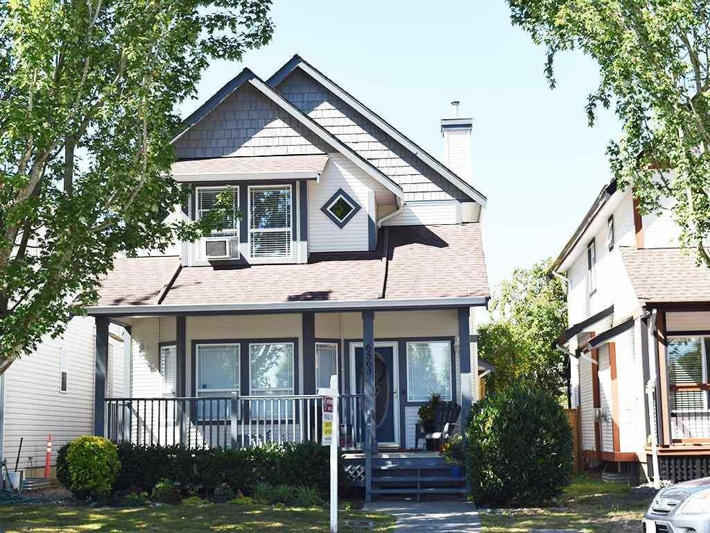 R2103641 - 6563 185 STREET, Cloverdale BC, Surrey, BC - House/Single Family