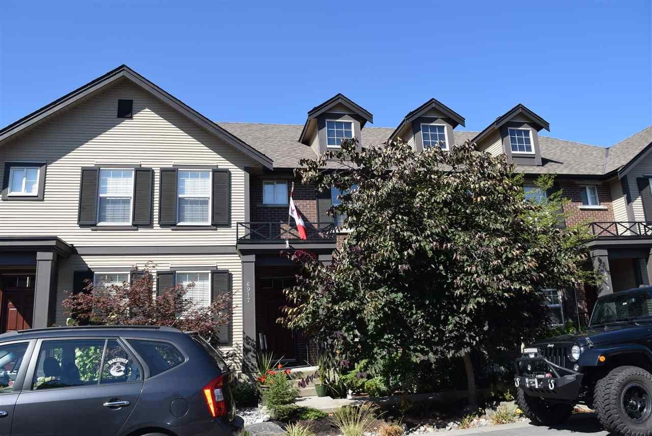 R2104070 - 6917 208A STREET, Willoughby Heights, Langley, BC - Row House (Non-Strata)