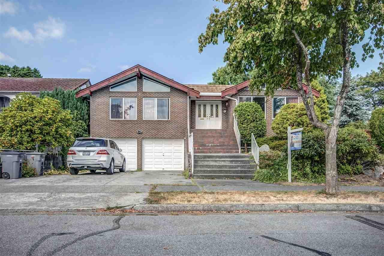 R2104299 - 7761 MUNROE CRESCENT, Champlain Heights, Vancouver, BC - House/Single Family