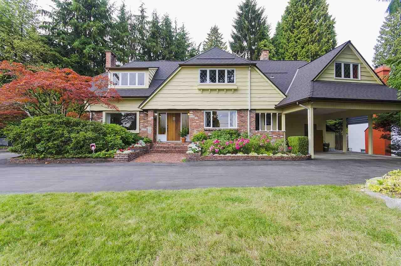 R2104346 - 1195 SUTTON PLACE, British Properties, West Vancouver, BC - House/Single Family