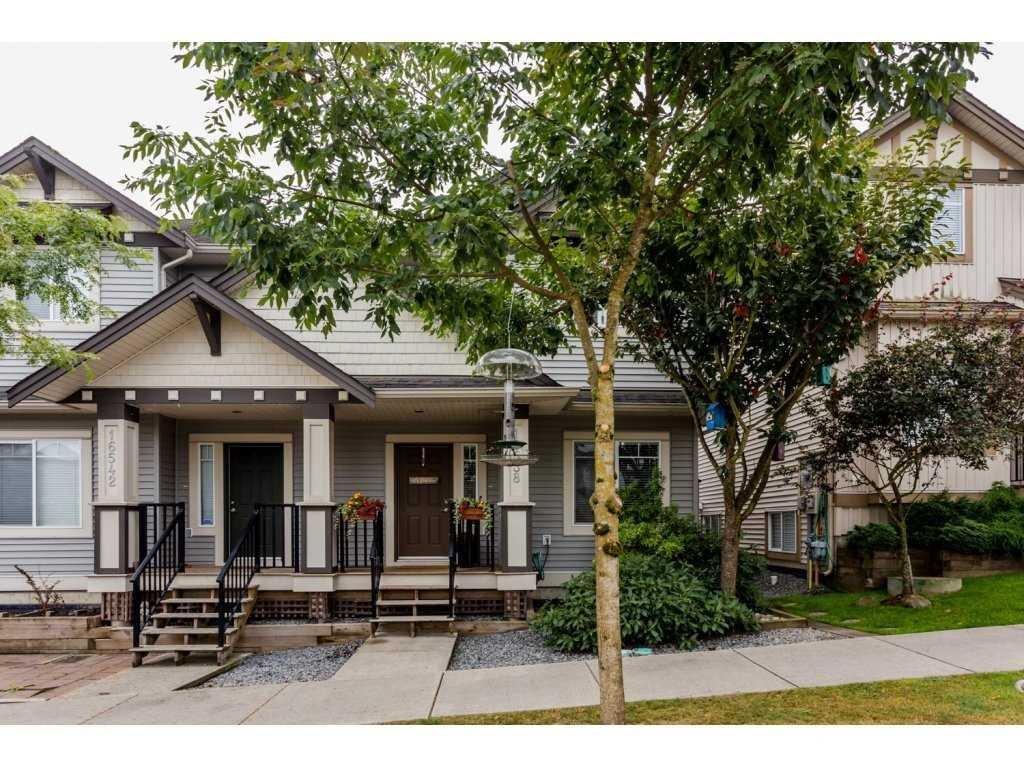 R2104407 - 16538 60 AVENUE, Cloverdale BC, Surrey, BC - 1/2 Duplex