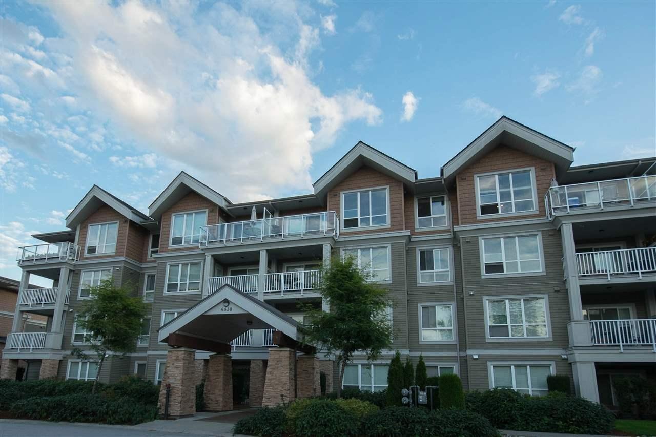 R2104667 - 103 6430 194 STREET, Clayton, Surrey, BC - Apartment Unit