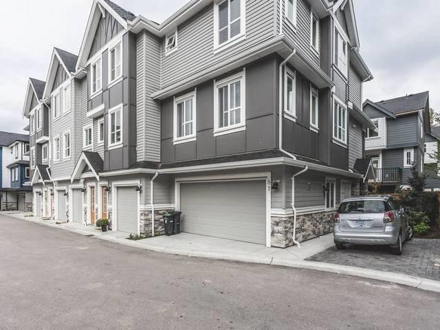 R2104898 - 81 20860 76 AVENUE, Willoughby Heights, Langley, BC - Townhouse