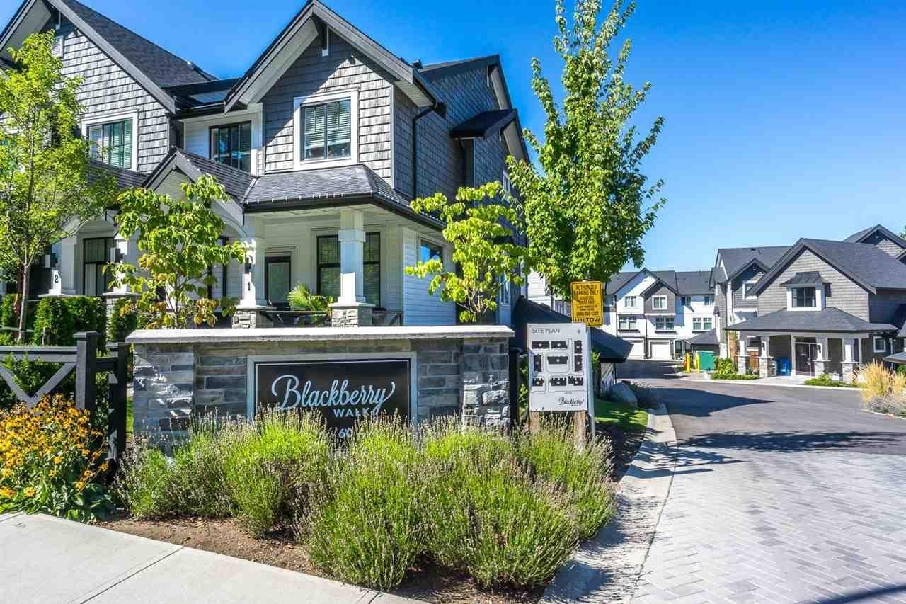 R2105083 - 14 14271 60 AVENUE, Sullivan Station, Surrey, BC - Townhouse