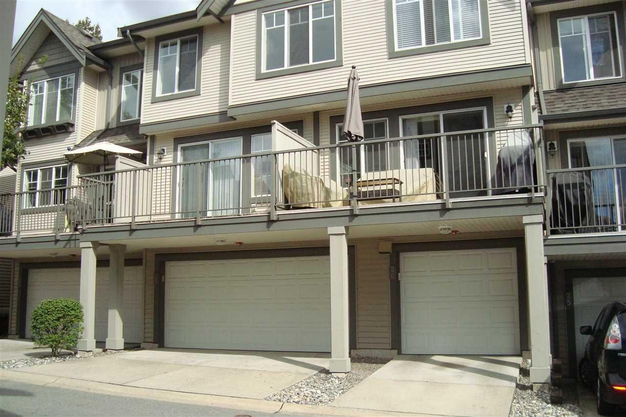 R2105159 - 27 20038 70 AVENUE, Willoughby Heights, Langley, BC - Townhouse