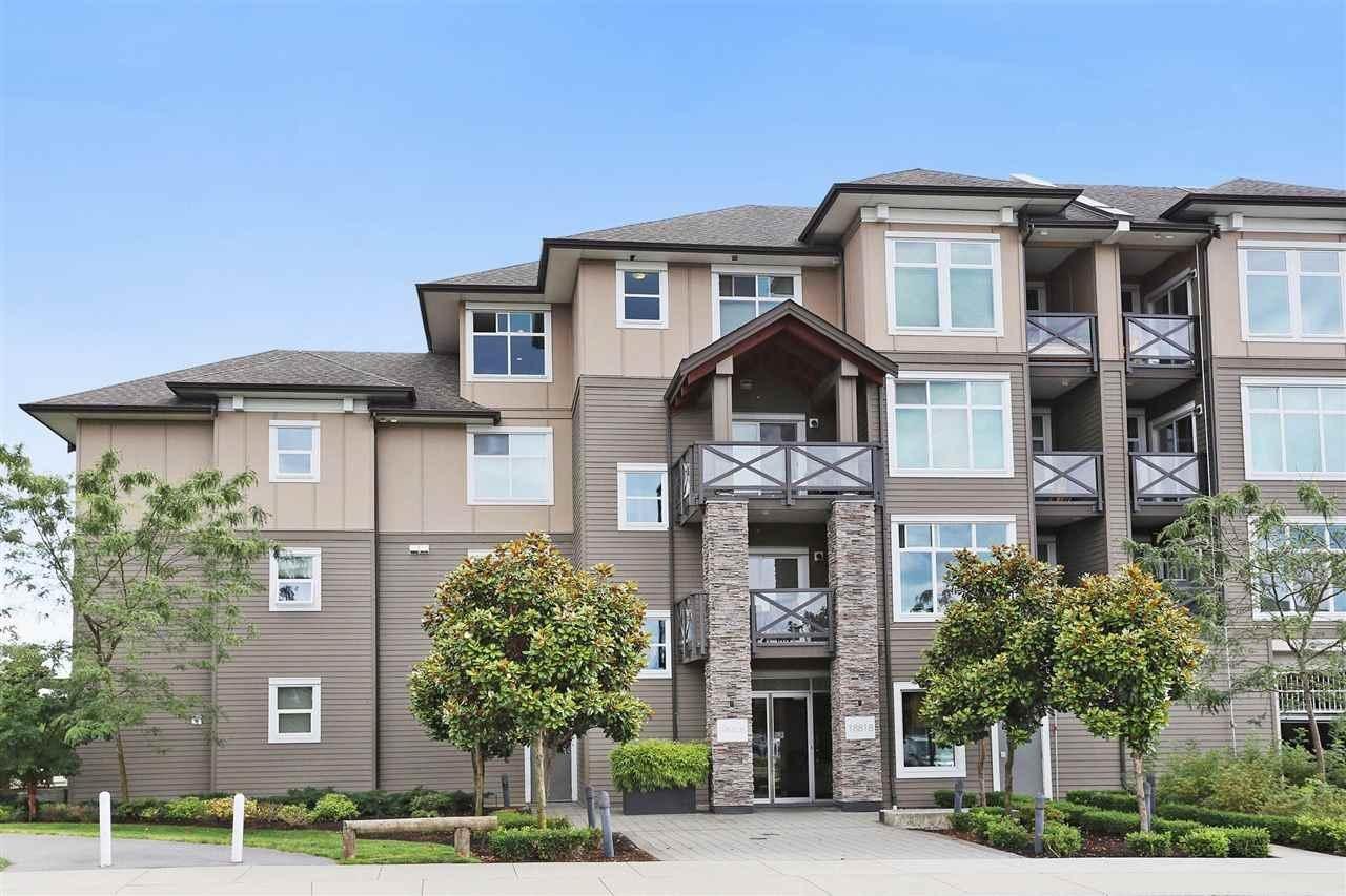 R2105206 - 315 18818 68 AVENUE, Clayton, Surrey, BC - Apartment Unit