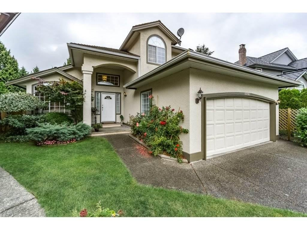 R2105221 - 16066 108A AVENUE, Fraser Heights, Surrey, BC - House/Single Family