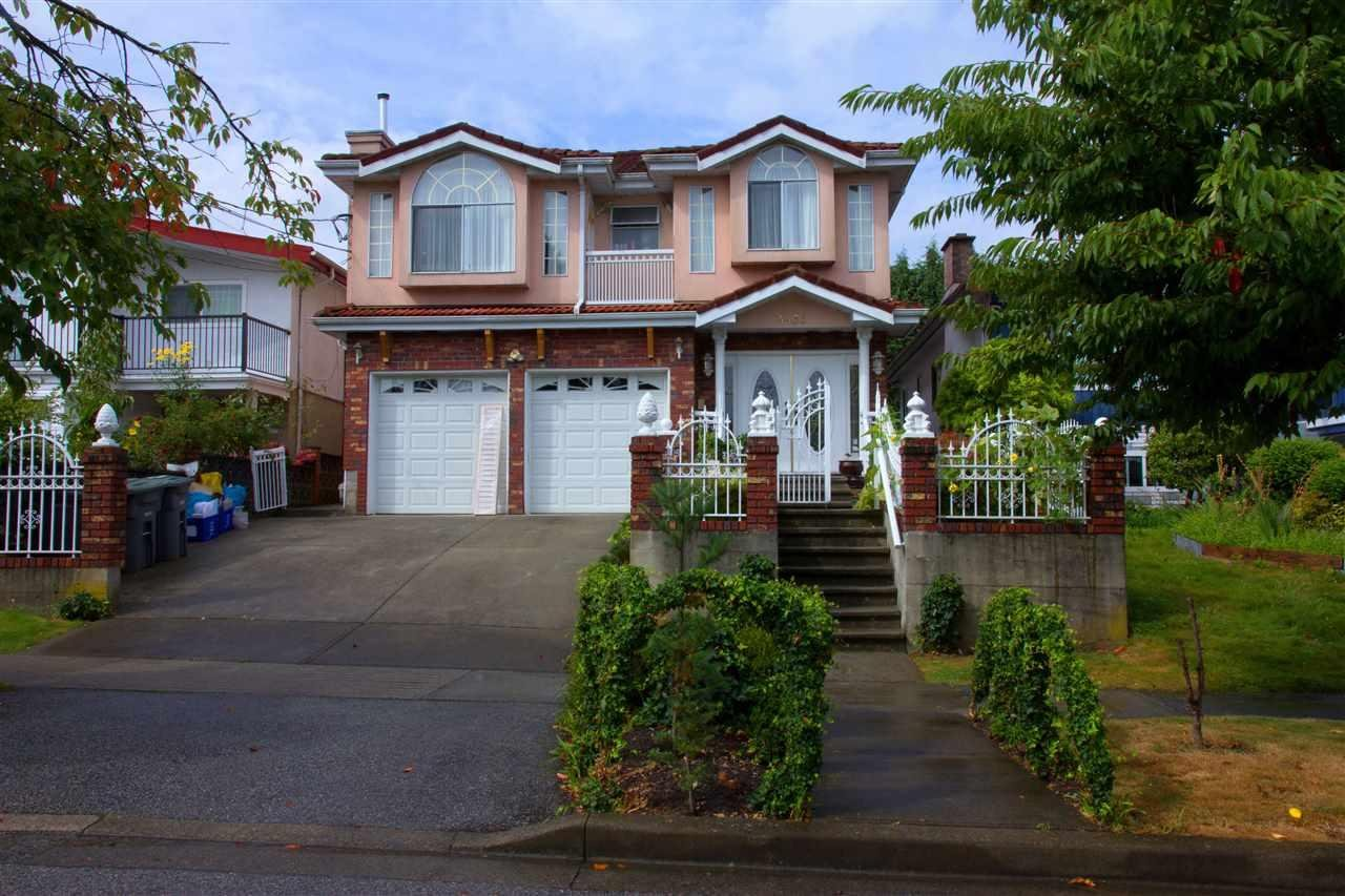 R2105228 - 4435 ST. GEORGE STREET, Fraser VE, Vancouver, BC - House/Single Family