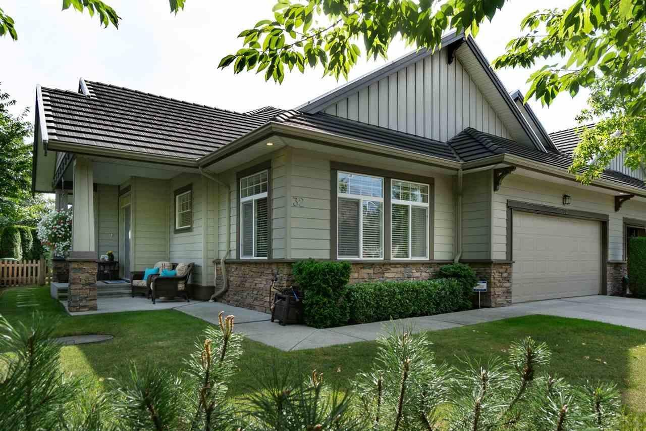 R2105366 - 32 5688 152 STREET, Sullivan Station, Surrey, BC - Townhouse