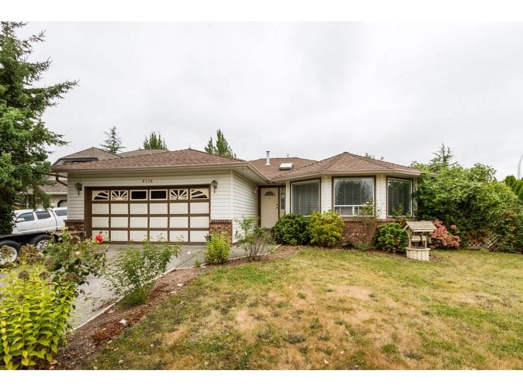 R2105376 - 6176 184B STREET, Cloverdale BC, Surrey, BC - House/Single Family