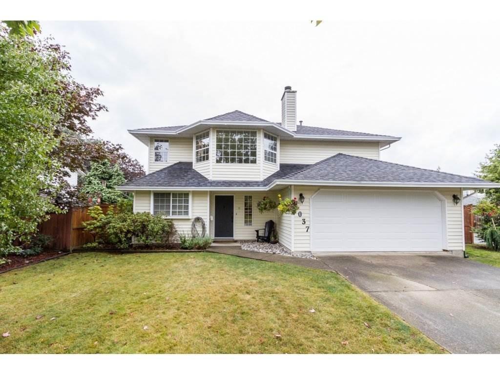 R2105657 - 6037 MORGAN DRIVE, Cloverdale BC, Surrey, BC - House/Single Family