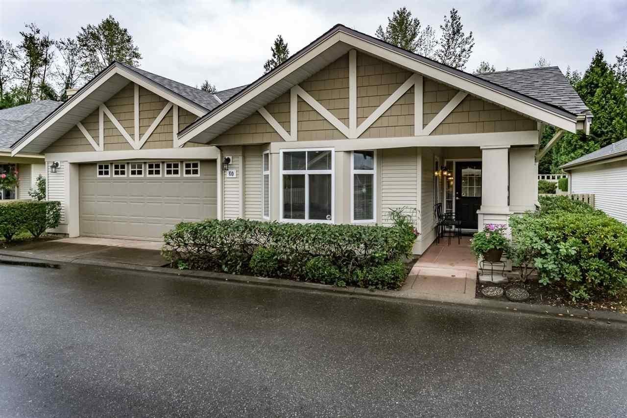 R2105774 - 60 8555 209 STREET, Walnut Grove, Langley, BC - Townhouse