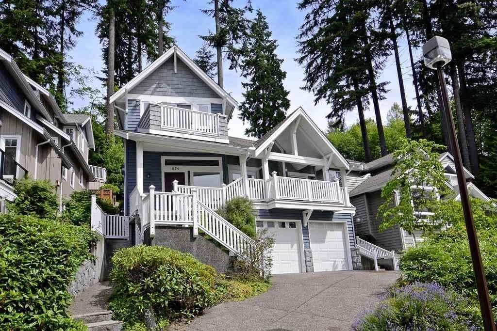 R2105775 - 1074 KILMER ROAD, Lynn Valley, North Vancouver, BC - House/Single Family