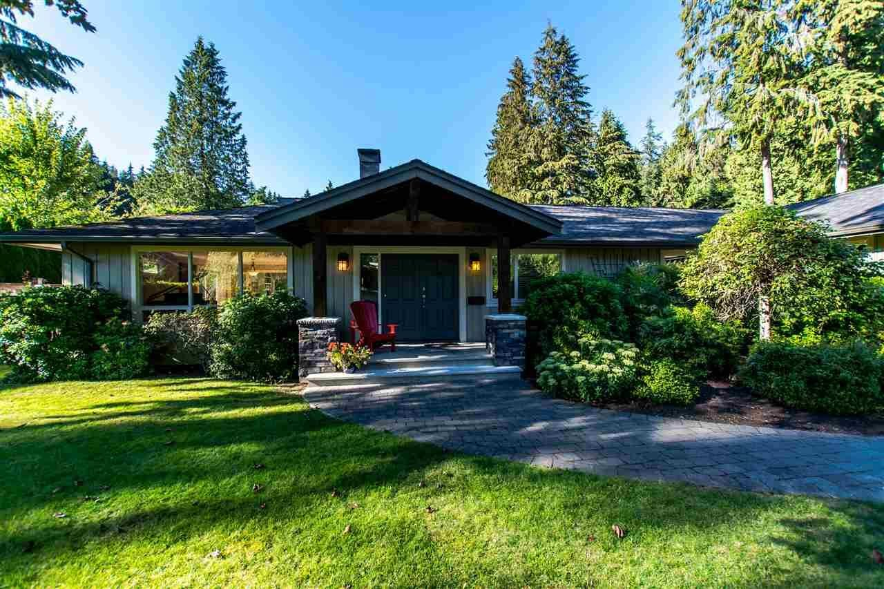 R2106283 - 322 MOYNE DRIVE, British Properties, West Vancouver, BC - House/Single Family