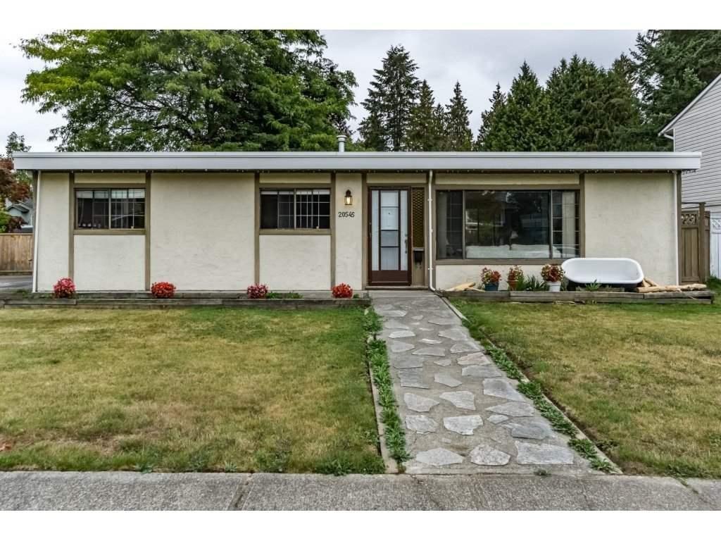 R2106331 - 20545 50 AVENUE, Langley City, Langley, BC - House/Single Family