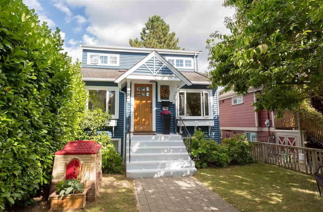 R2106339 - 4346 JAMES STREET, Main, Vancouver, BC - House/Single Family