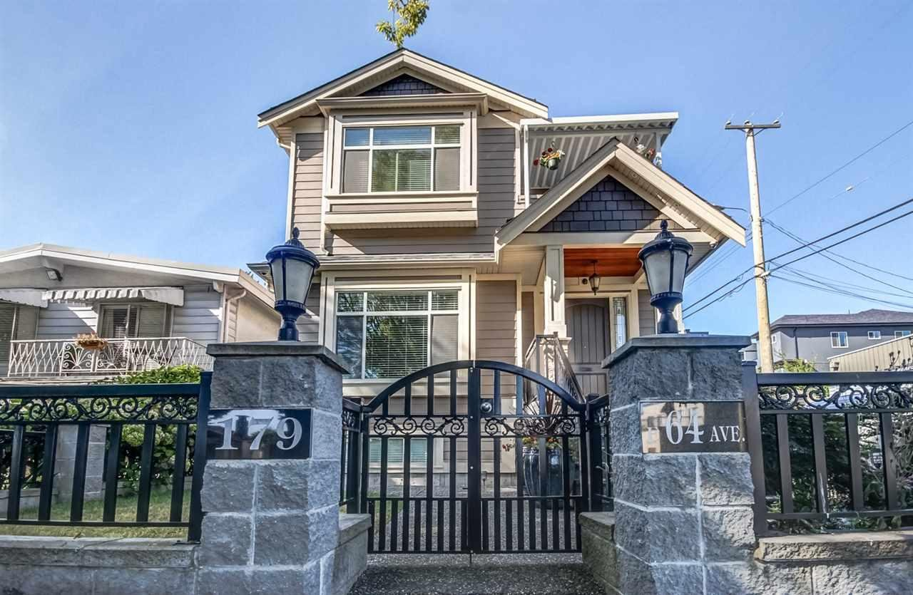 R2106423 - 179 E 64TH AVENUE, South Vancouver, Vancouver, BC - House/Single Family