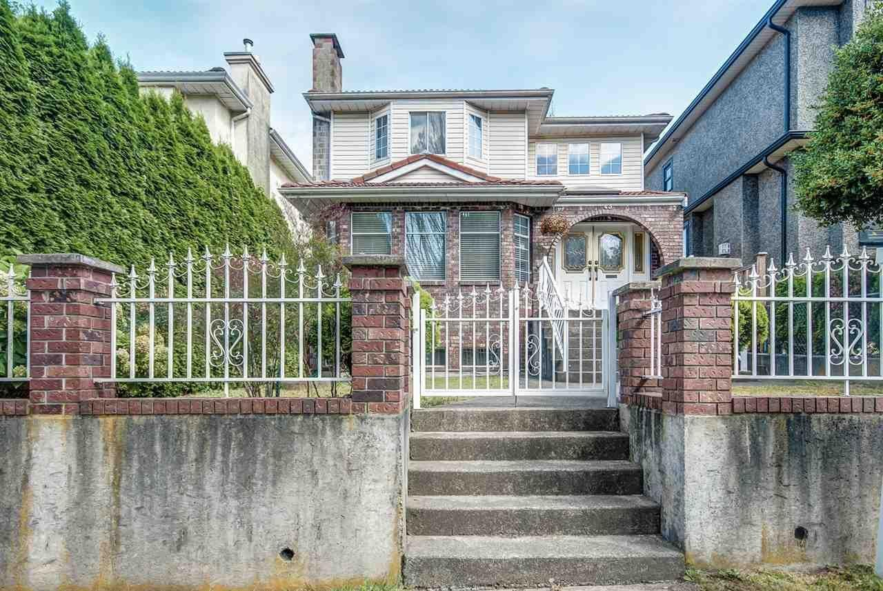 R2106513 - 43 E 64TH AVENUE, South Vancouver, Vancouver, BC - House/Single Family