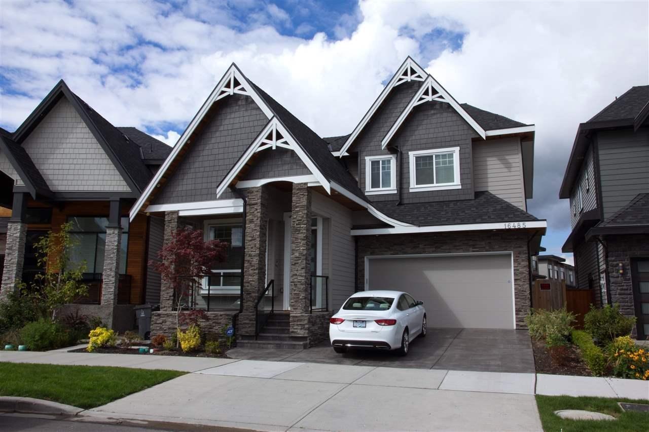 R2106585 - 16485 63 AVENUE, Cloverdale BC, Surrey, BC - House/Single Family