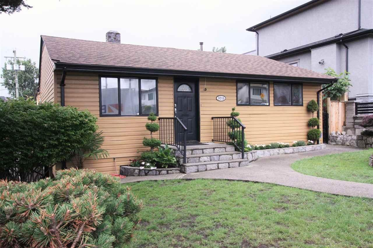 R2106823 - 3016 RUPERT STREET, Renfrew Heights, Vancouver, BC - House/Single Family
