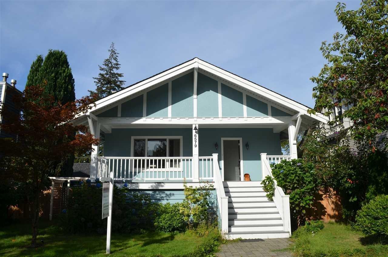 R2106969 - 6579 YEW STREET, S.W. Marine, Vancouver, BC - House/Single Family