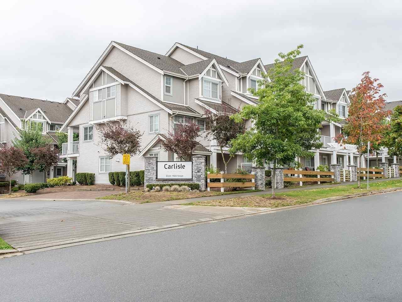 R2107206 - 20 6555 192A STREET, Clayton, Surrey, BC - Townhouse