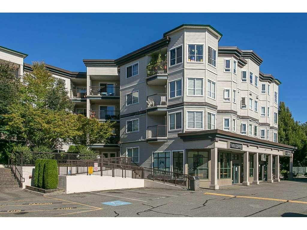 R2107245 - 101 5765 GLOVER ROAD, Langley City, Langley, BC - Apartment Unit